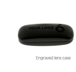 Engraved lense case
